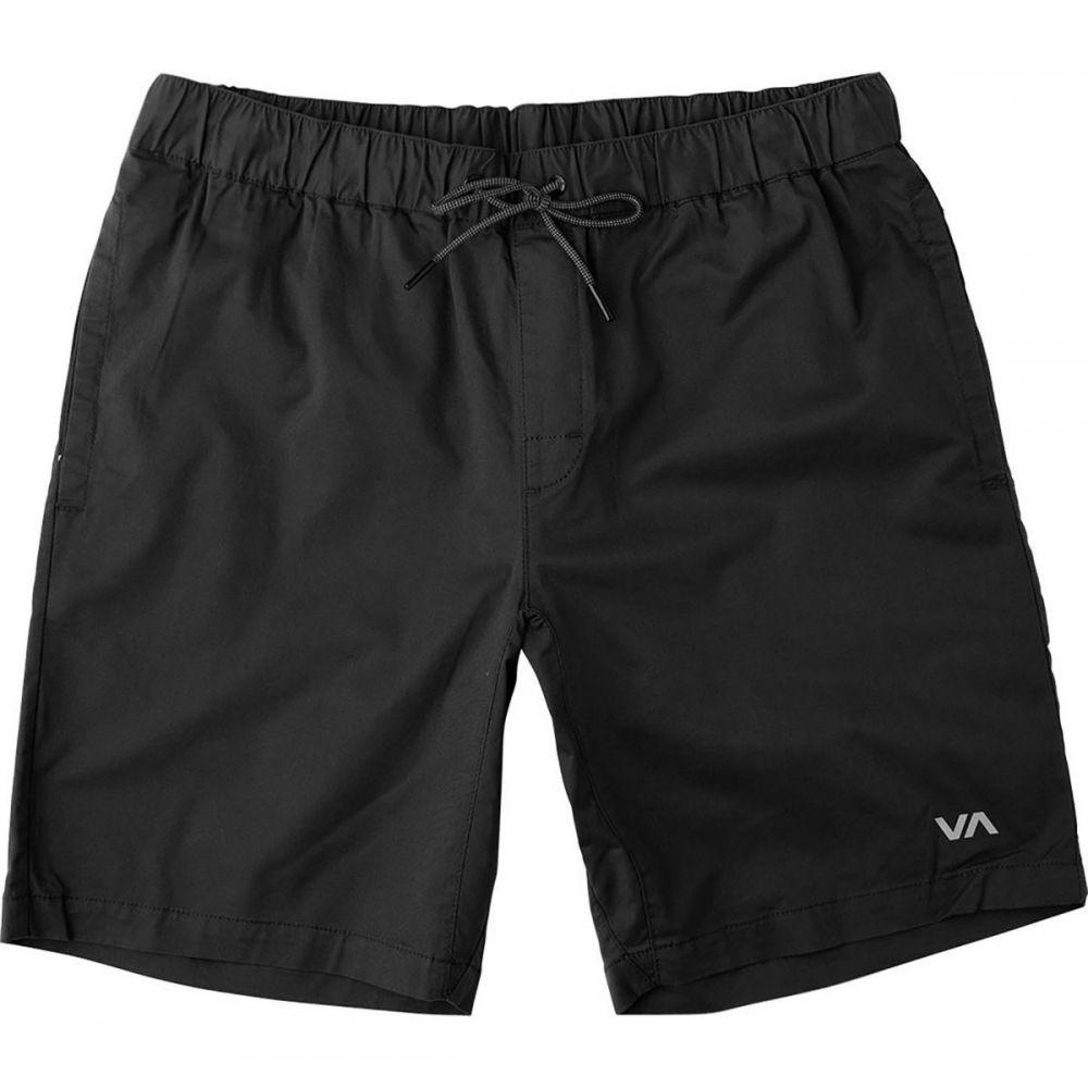 ルーカ RVCA メンズ ボトムス・パンツ ショートパンツ【Spectrum 18in Shorts】Black