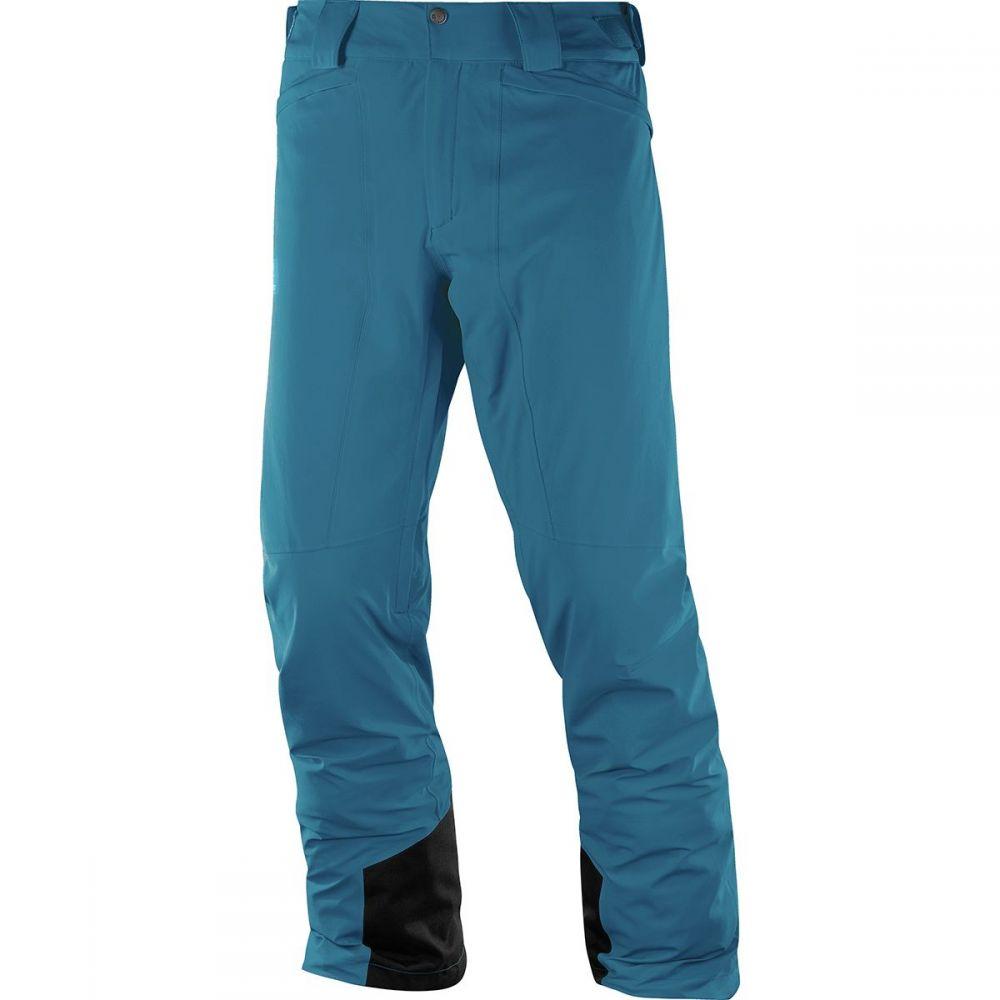 おすすめネット サロモン Salomon メンズ スキー・スノーボード Pants】Moroccan ボトムス・パンツ【IceMania Salomon サロモン Pants】Moroccan Blue, ドレス通販 ホワイトラブ:94c10803 --- construart30.dominiotemporario.com
