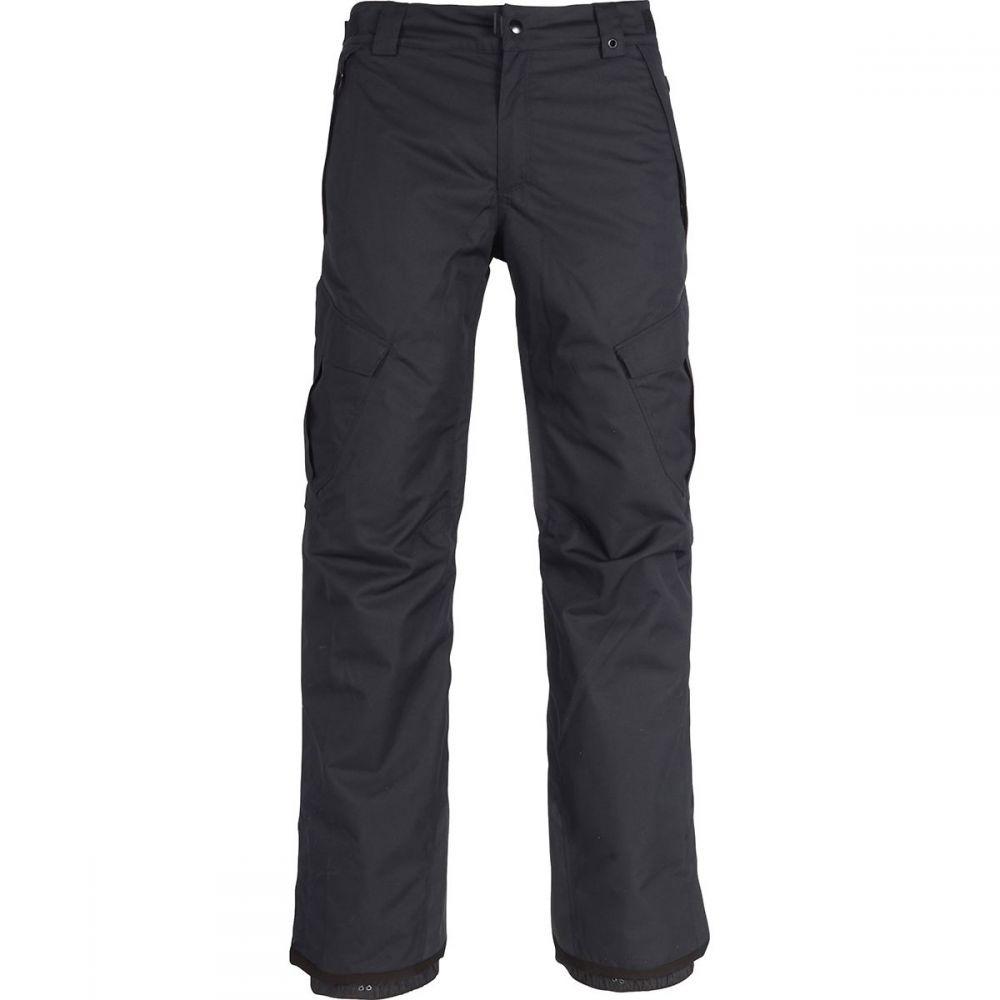 シックス エイト シックス 686 メンズ スキー・スノーボード ボトムス・パンツ【Authentic Infinity Cargo Insulated Pants】Black