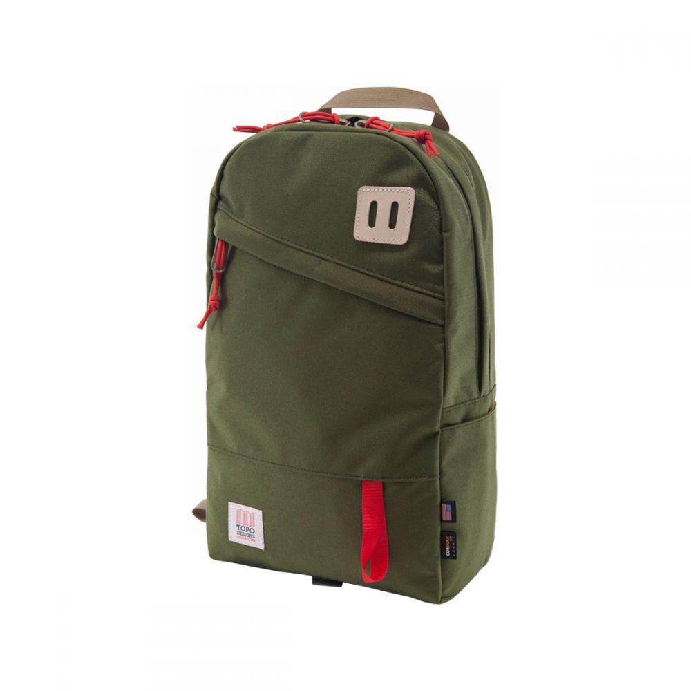 トポ デザイン Topo Designs メンズ バッグ バックパック・リュック【Daypack 22L Backpack】Olive