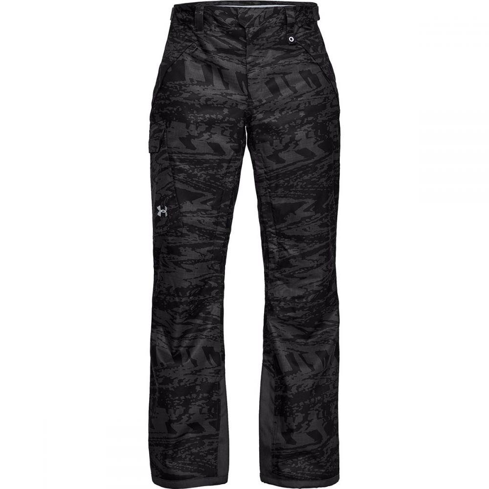 アンダーアーマー Under Armour メンズ スキー・スノーボード ボトムス・パンツ【Navigate Insulated Pants】Charcoal/Charcoal/Steel Noise