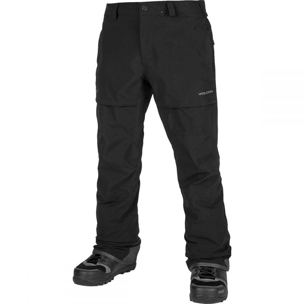 ボルコム Volcom メンズ スキー・スノーボード ボトムス・パンツ【Stretch Gore - Tex Pants】Black
