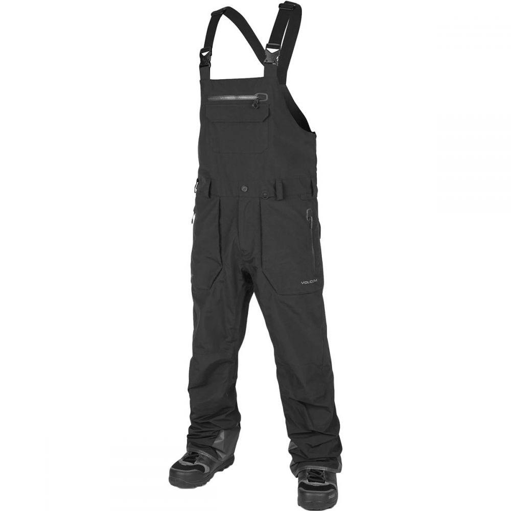 ボルコム Volcom メンズ スキー・スノーボード ボトムス・パンツ【Rain Gore - Tex Bib Overall Pants】Black