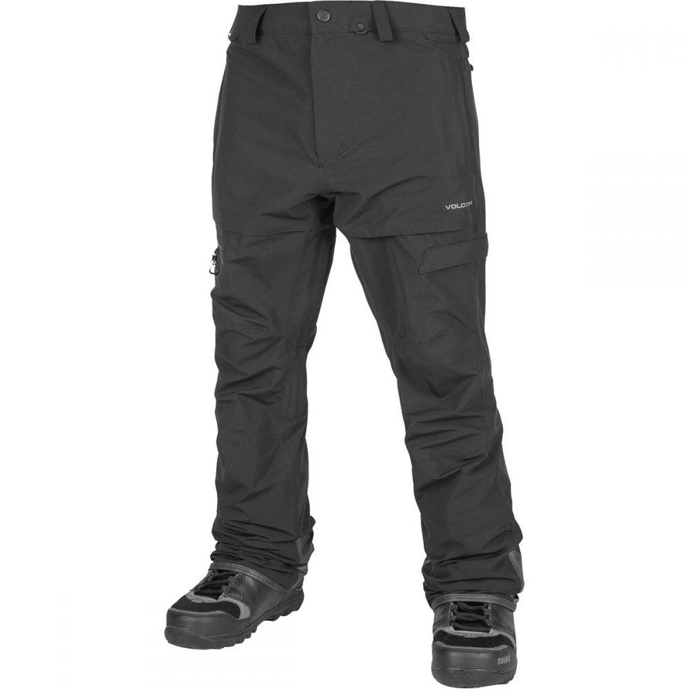ボルコム Volcom メンズ スキー・スノーボード ボトムス・パンツ【GI Pants】Black