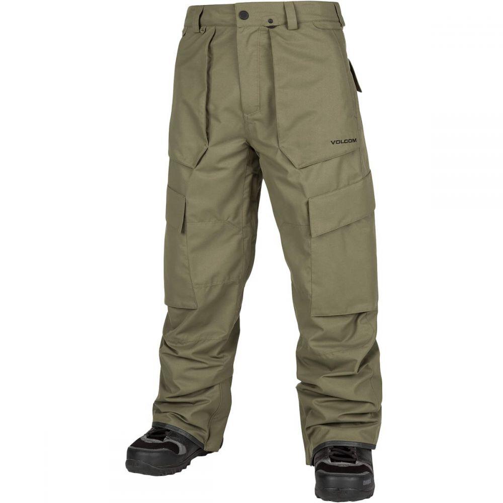 ボルコム Volcom メンズ スキー・スノーボード ボトムス・パンツ【Eastern Insulated Pants】Military