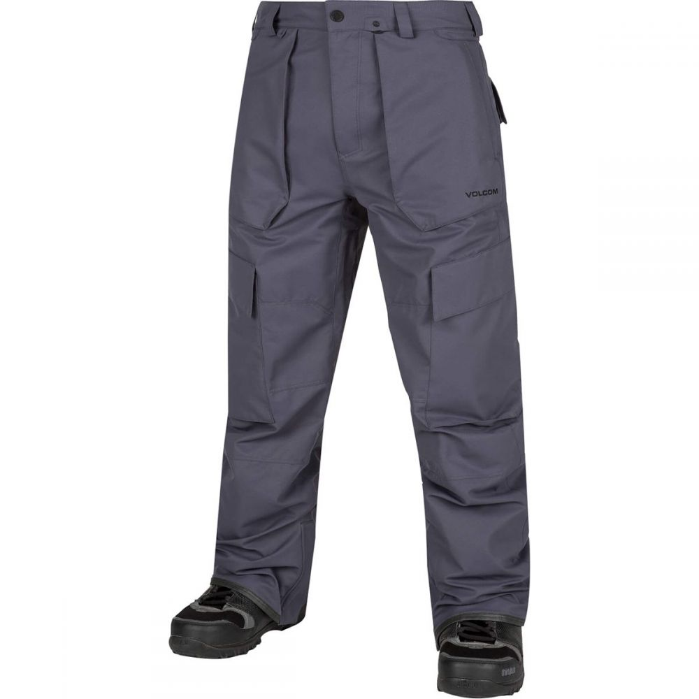 ボルコム Volcom メンズ スキー・スノーボード ボトムス・パンツ【Eastern Insulated Pants】Vintage Navy