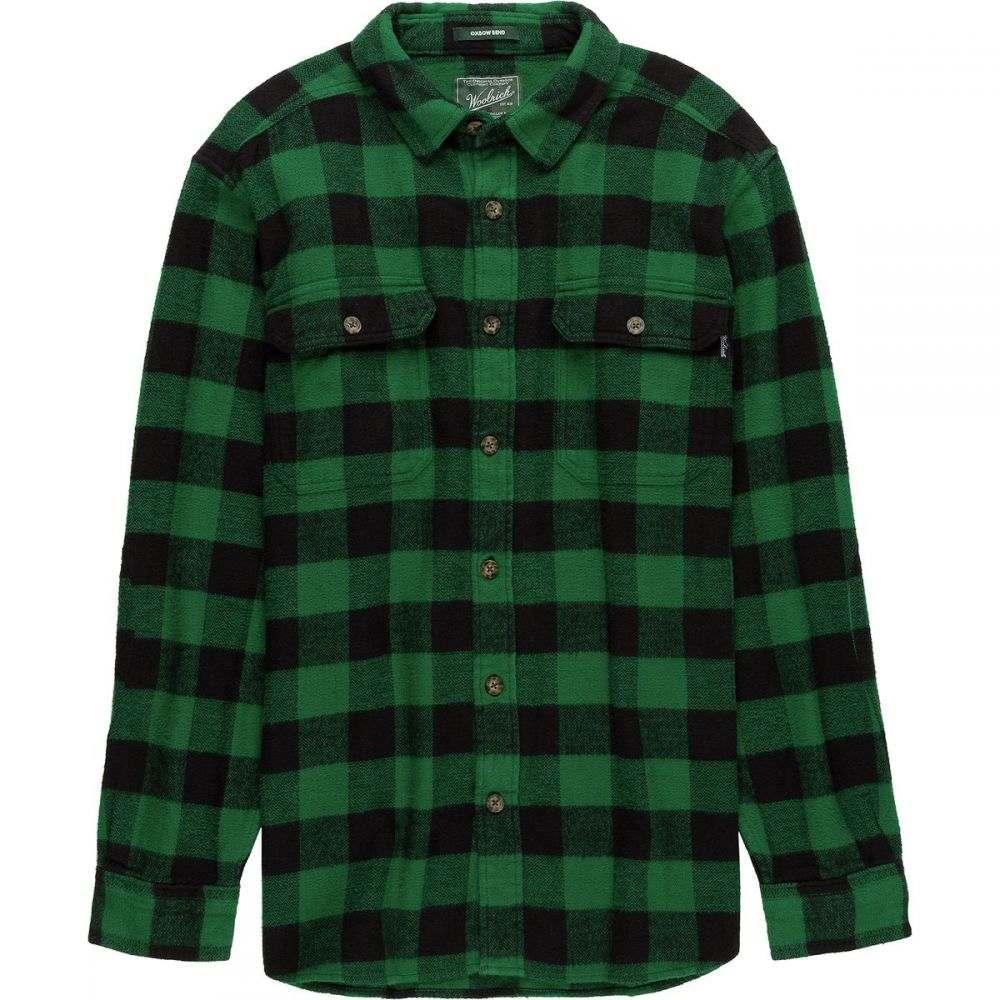 ウールリッチ Woolrich メンズ トップス シャツ【Oxbow Bend Flannel Shirts】Forest