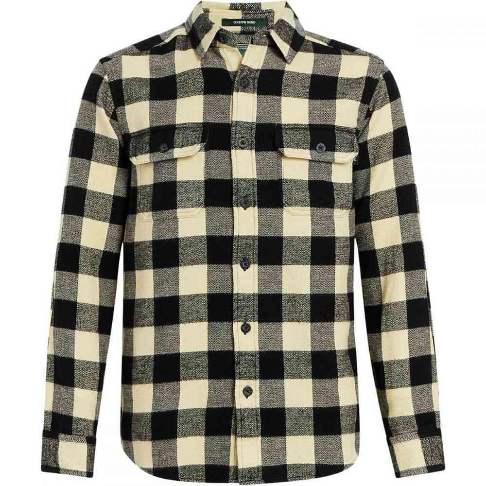 ウールリッチ Woolrich メンズ トップス シャツ【Oxbow Bend Modern Flannel Shirts】Black/White