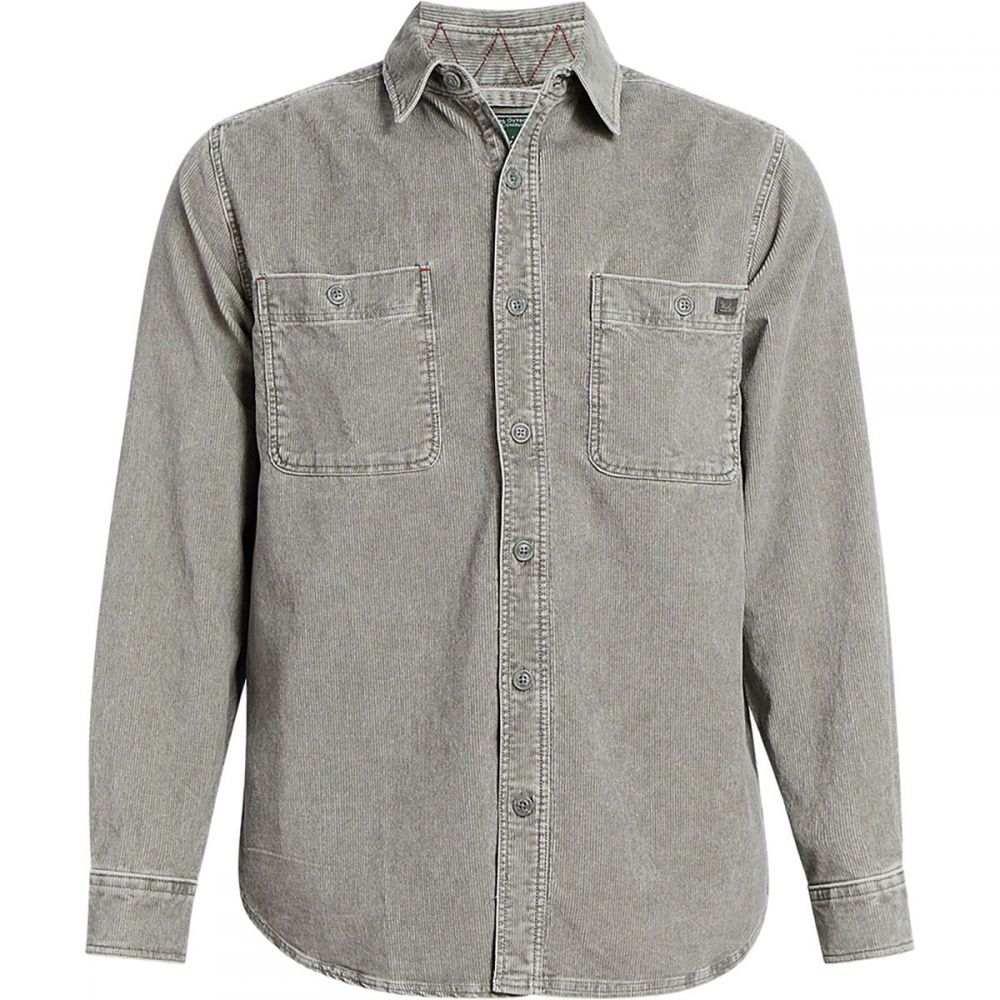 ウールリッチ Woolrich メンズ トップス シャツ【Hemlock Cord Shirt IIs】Eagle Feather