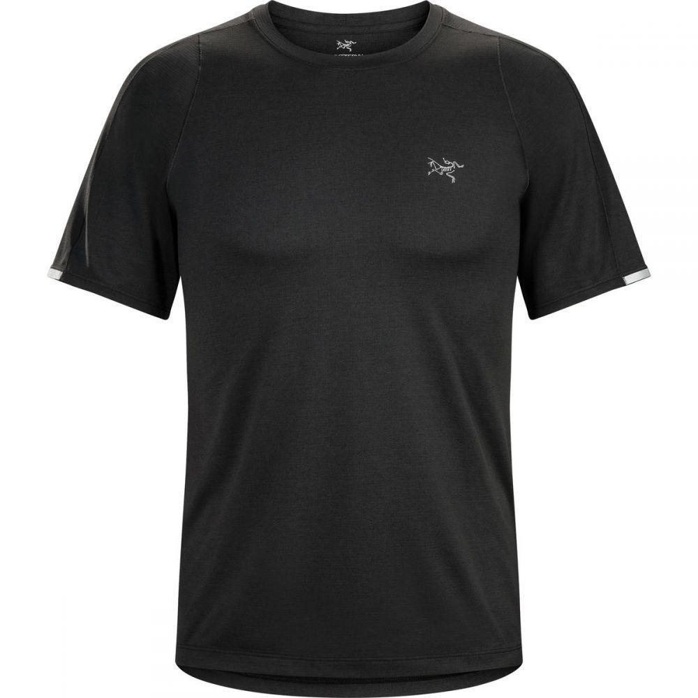 アークテリクス Arc'teryx メンズ トップス Tシャツ【Cormac Crew Shirts】Black