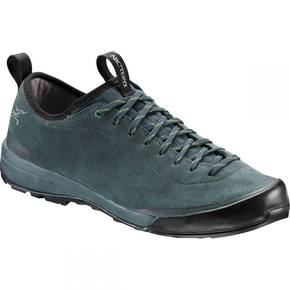 アークテリクス Arc'teryx メンズ ハイキング・登山 シューズ・靴【Acrux SL Leather Approach Shoes】Neptune/Everglade