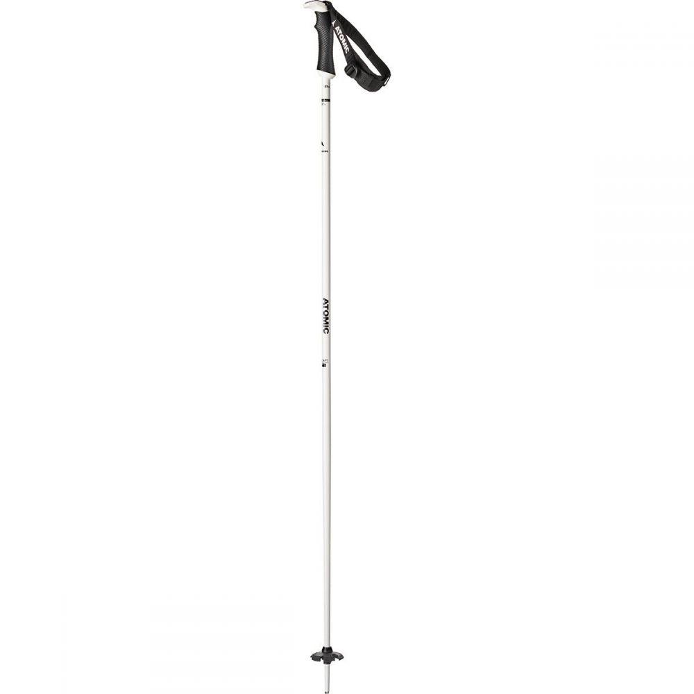 アトミック Atomic レディース スキー・スノーボード【AMT SQS Ski Poles】White/Black