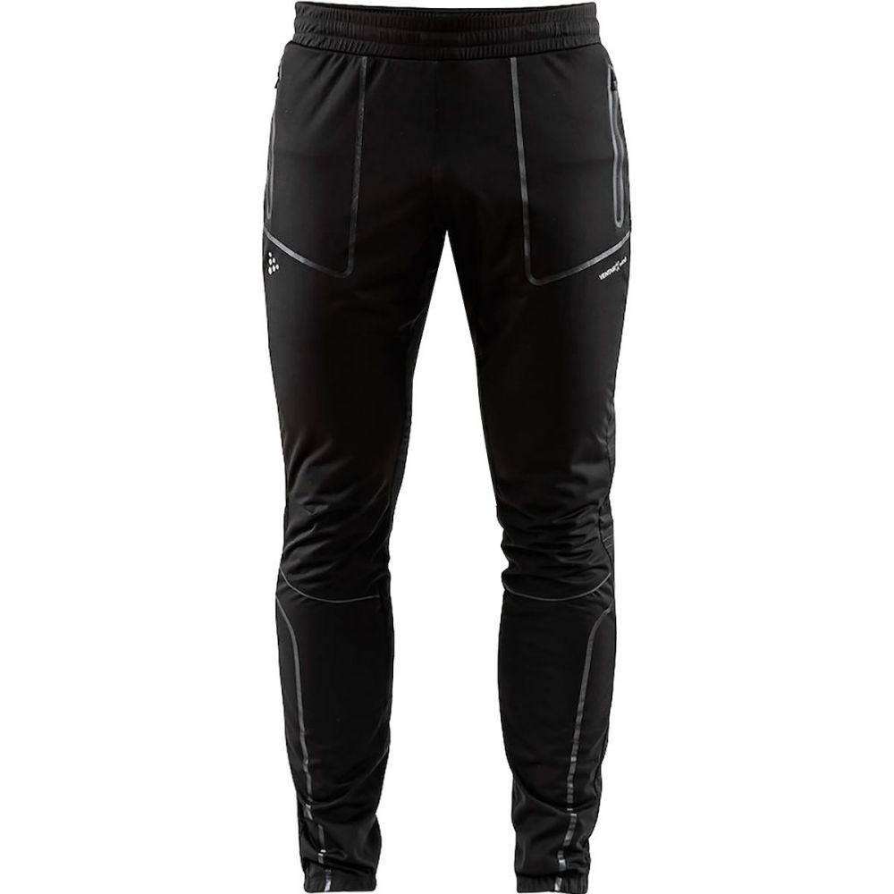 クラフト Craft メンズ スキー・スノーボード ボトムス・パンツ【Sharp 3/4 Zip Pants】Black