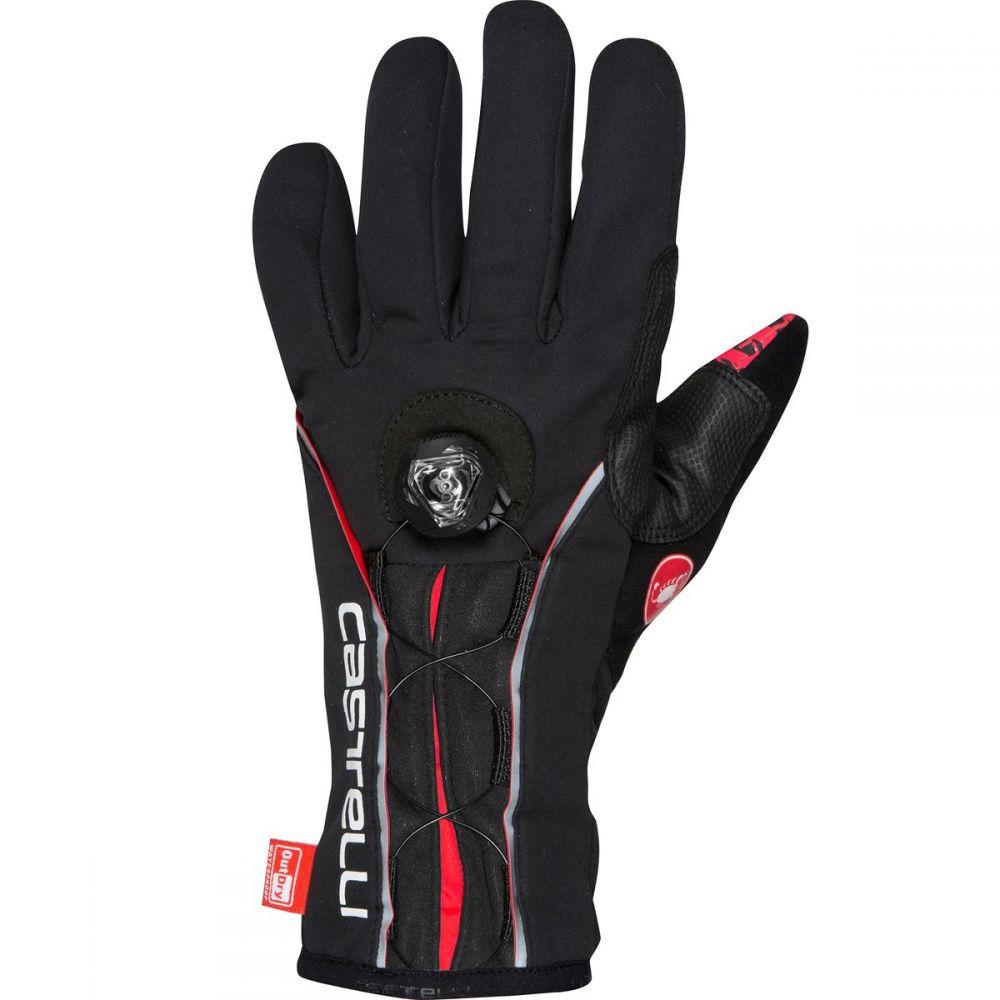 カステリ Castelli メンズ 自転車 グローブ【BOA Gloves】Black