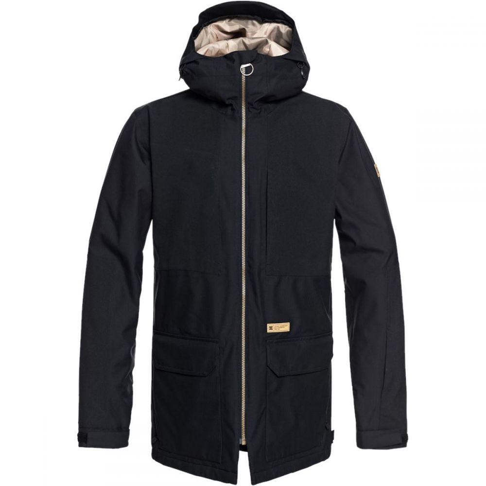 ディーシー DC メンズ スキー・スノーボード アウター【Summit Jackets】Black