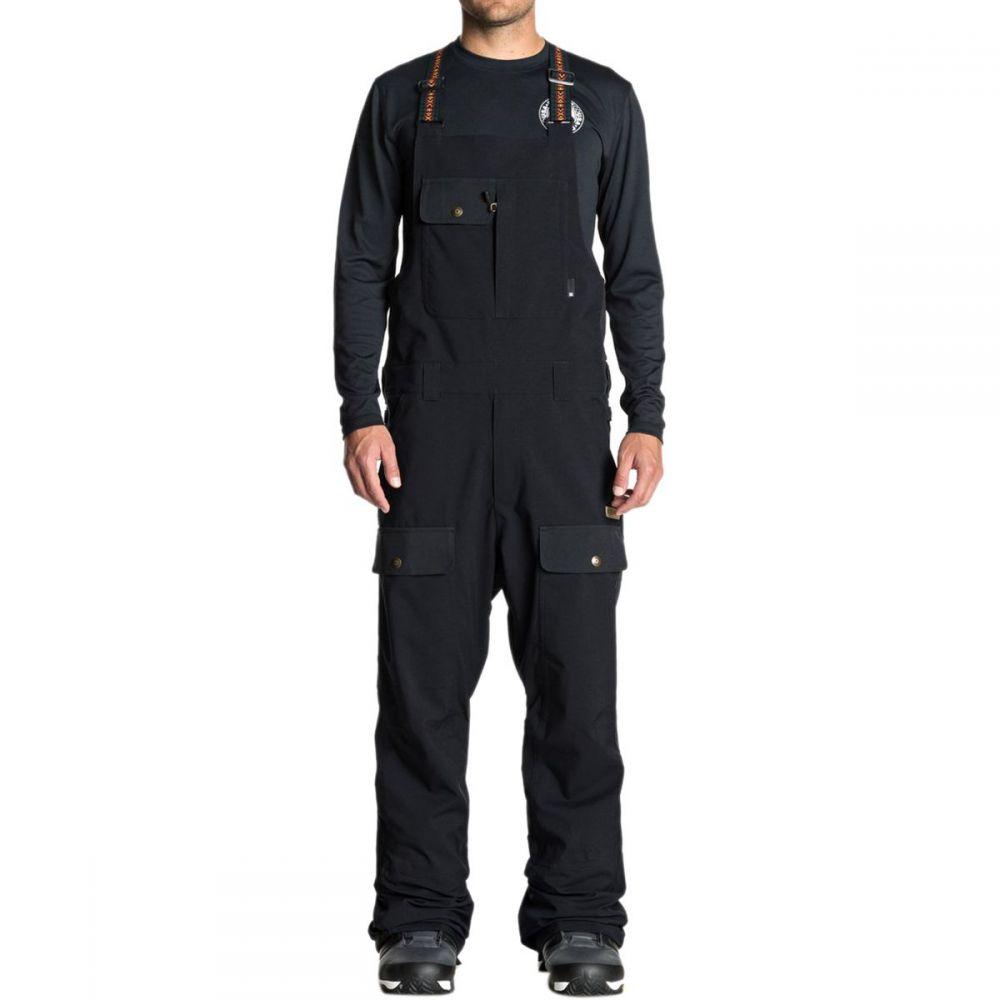 ディーシー DC メンズ スキー・スノーボード ボトムス・パンツ【Platoon Bib Pants】Black
