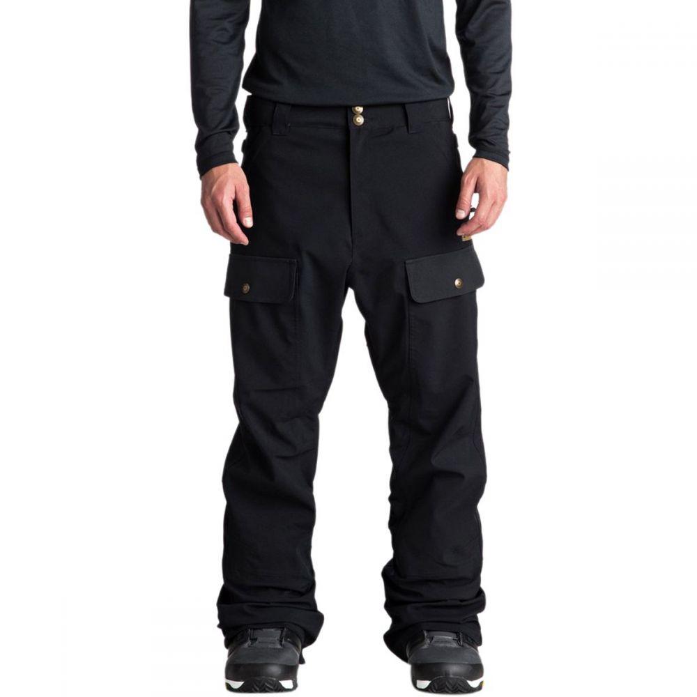ディーシー DC メンズ スキー・スノーボード ボトムス・パンツ【Asylum Pants】Black