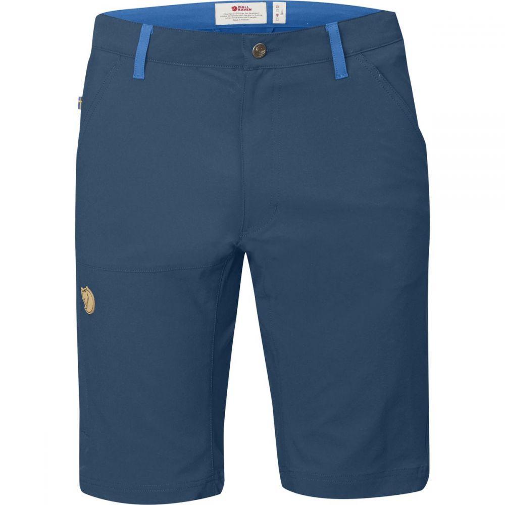 フェールラーベン Fjallraven メンズ ボトムス・パンツ ショートパンツ【Abisko Lite Shorts】Uncle Blue