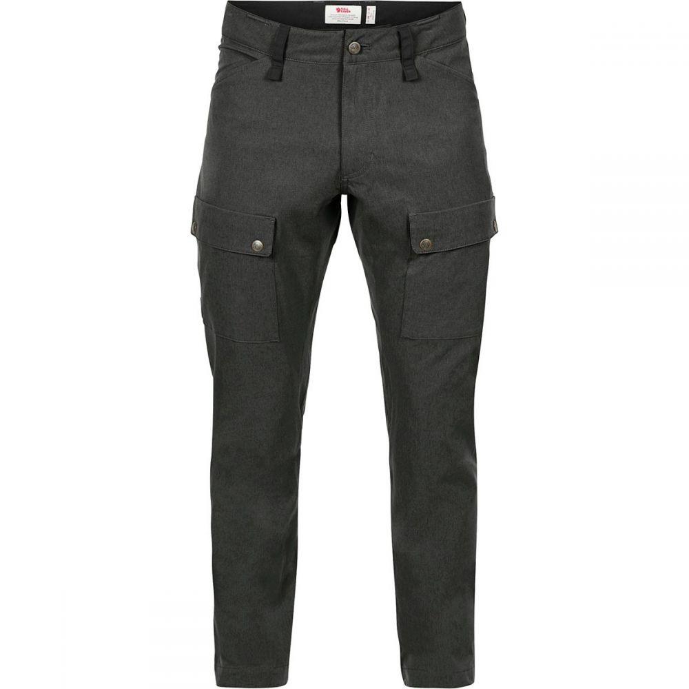 フェールラーベン Fjallraven メンズ ハイキング・登山 ボトムス・パンツ【Keb Lite Trousers】Stone Grey/Black