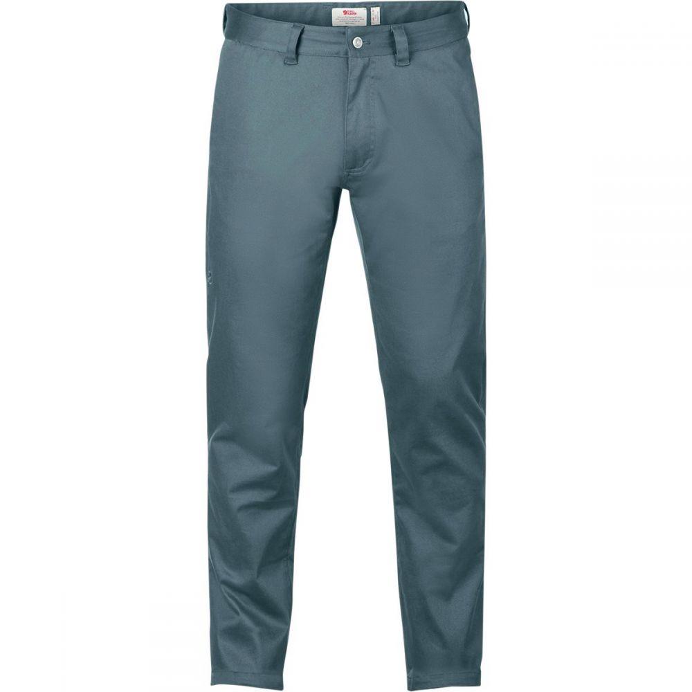 フェールラーベン Fjallraven メンズ ボトムス・パンツ【High Coast Stretch Long Trousers】Dusk