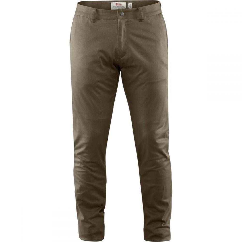 フェールラーベン Fjallraven メンズ ボトムス・パンツ【High Coast Stretch Trousers】Khaki
