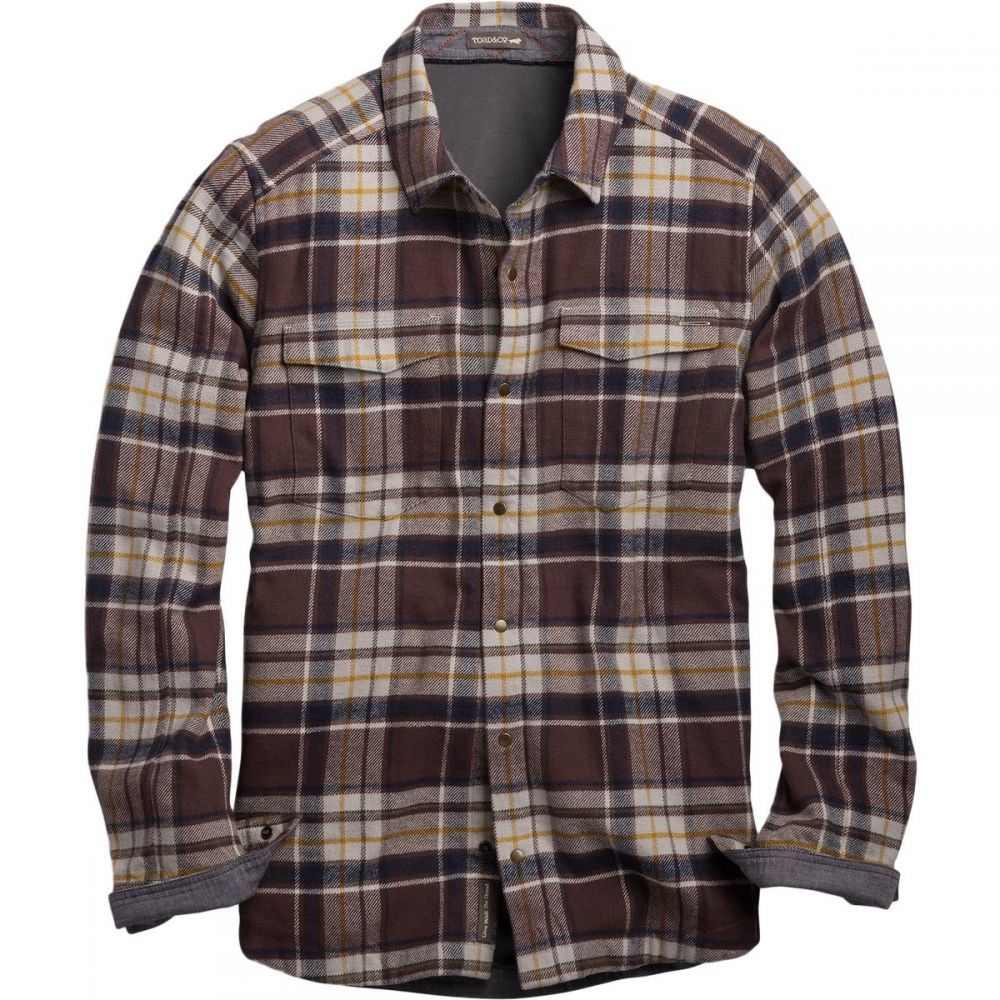 トードアンドコー Toad&Co メンズ トップス シャツ【Mojac Flannel Shirts】Huckleberry