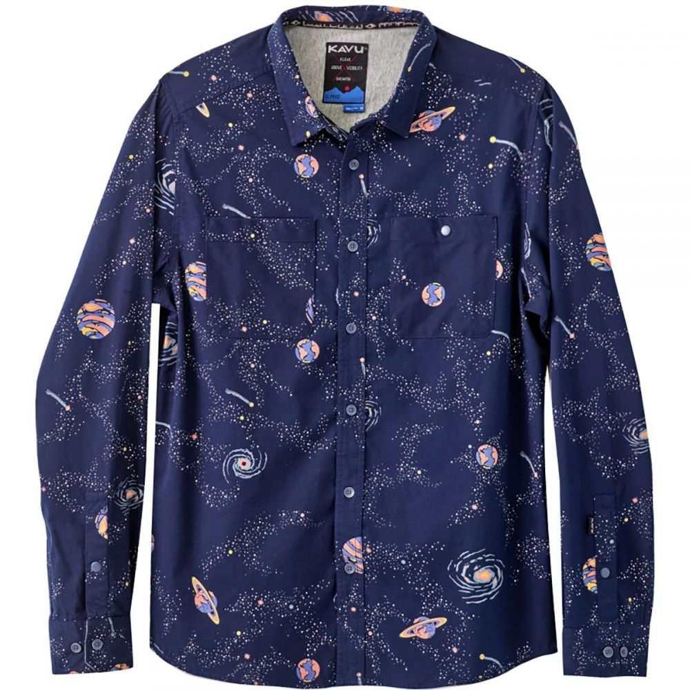 カブー KAVU メンズ トップス シャツ【Beckler Shirts】Spaced Out