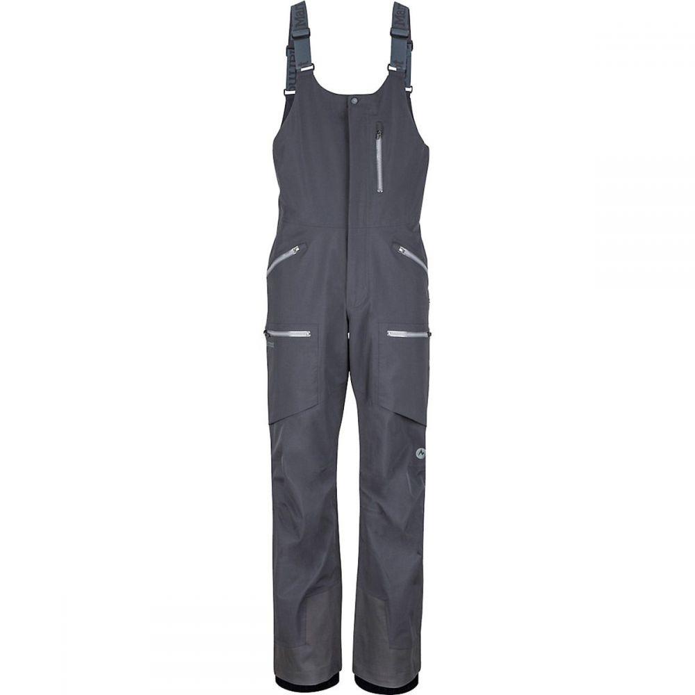 マーモット Marmot メンズ スキー・スノーボード ボトムス・パンツ【Discovery Bib Pants】Dark Steel