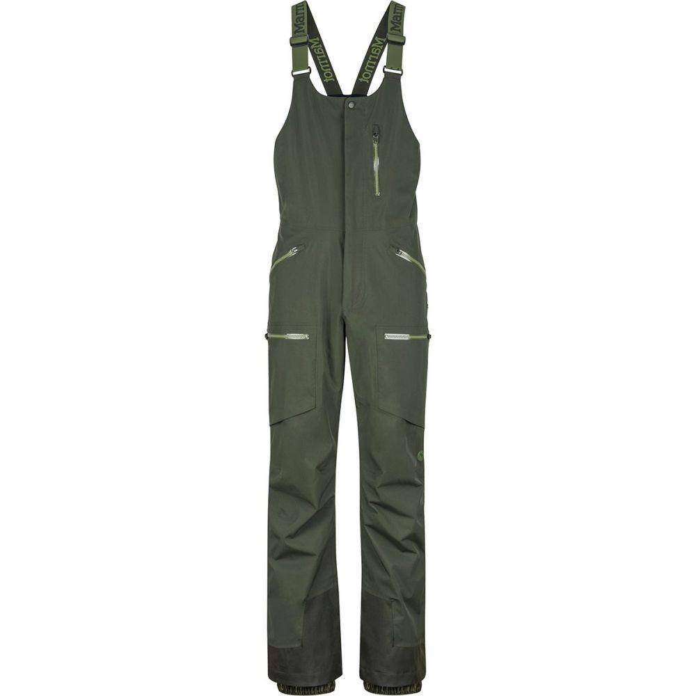 マーモット Marmot メンズ スキー・スノーボード ボトムス・パンツ【Discovery Bib Pants】Rosin Green