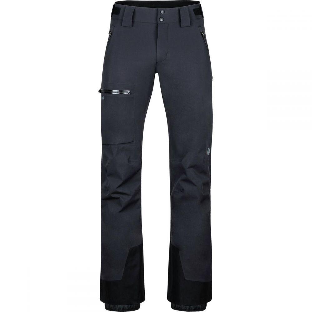 マーモット Marmot メンズ スキー・スノーボード ボトムス・パンツ【Refuge Pants】Black
