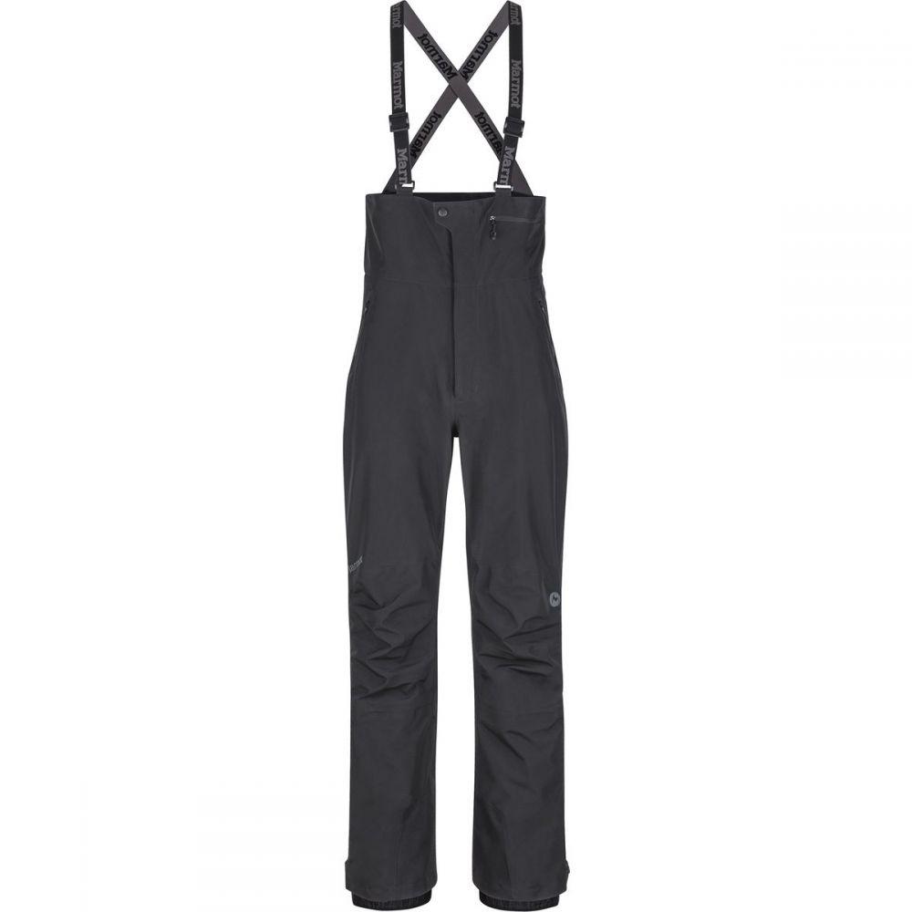 マーモット Marmot メンズ スキー・スノーボード ボトムス・パンツ【Spire Bib Pants】Black