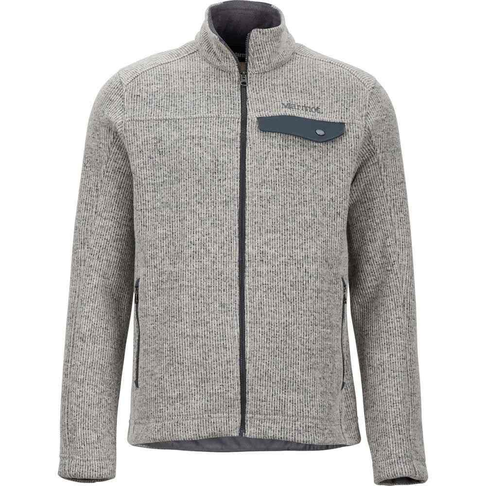 マーモット Marmot メンズ トップス フリース【Poacher Pile Fleece Jackets】Oatmeal Heather