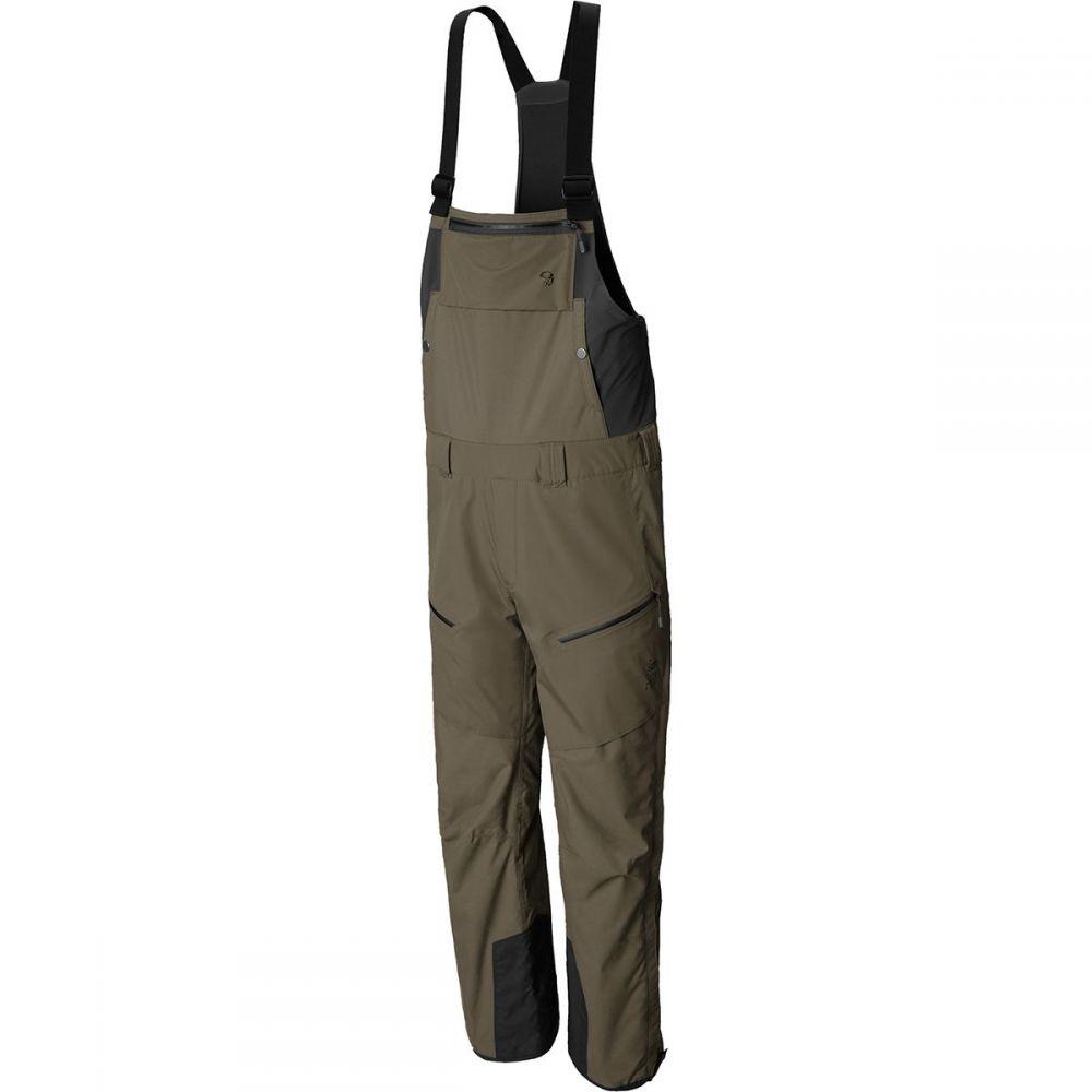マウンテンハードウェア Mountain Hardwear メンズ スキー・スノーボード ボトムス・パンツ【Firefall Bib Pants】Darklands
