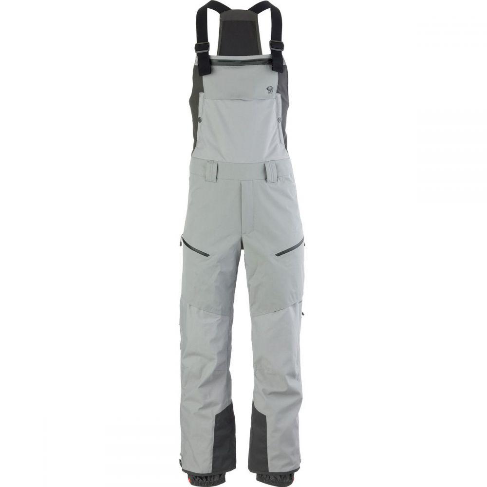 マウンテンハードウェア Mountain Hardwear メンズ スキー・スノーボード ボトムス・パンツ【Firefall Bib Pants】Manta Grey