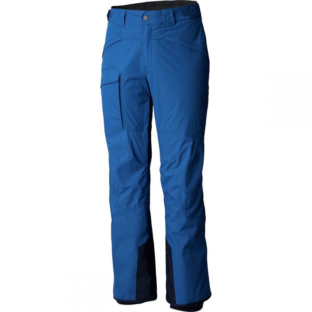 マウンテンハードウェア Mountain Hardwear メンズ スキー・スノーボード ボトムス・パンツ【Highball Insulated Pants】Nightfall Blue