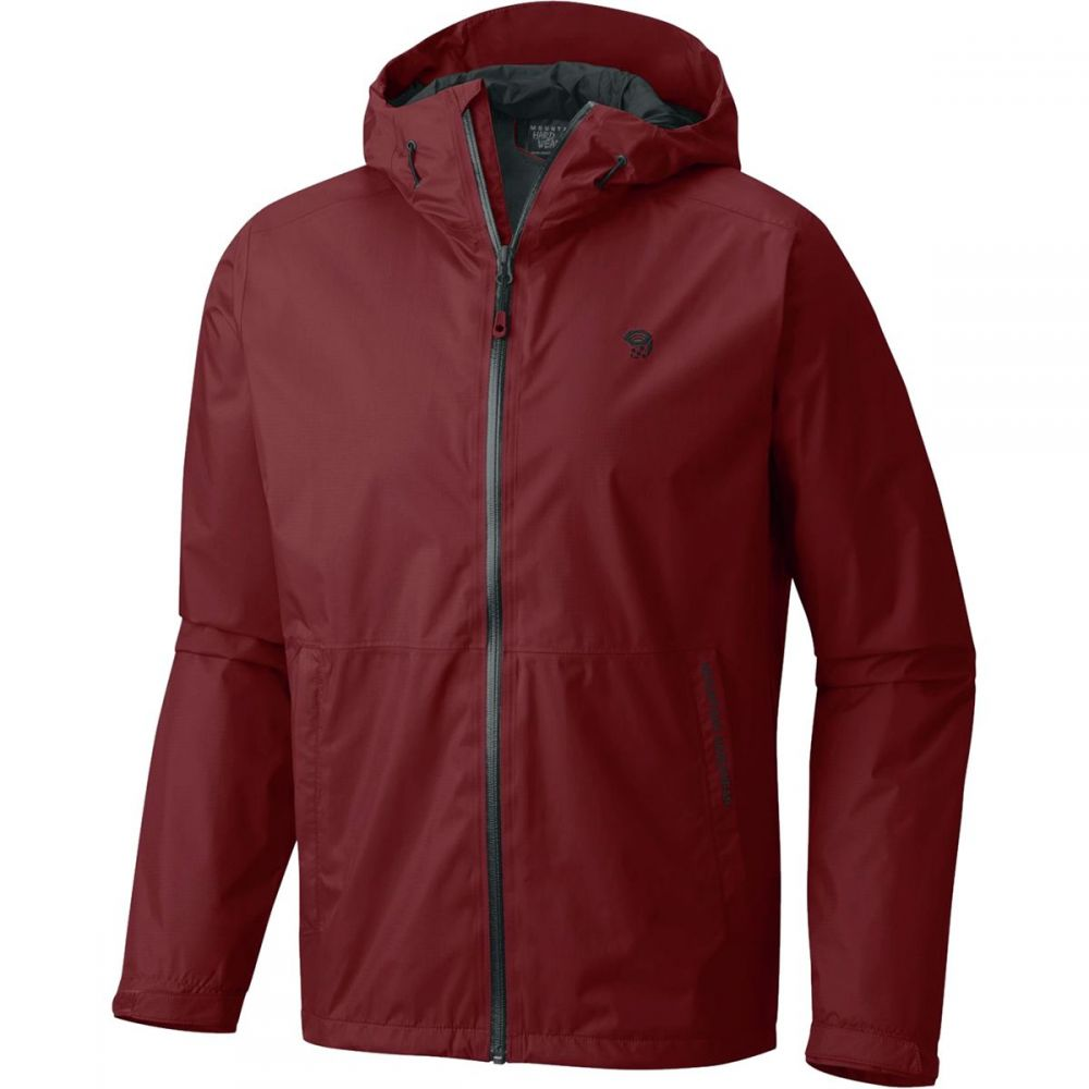 マウンテンハードウェア Mountain Hardwear メンズ アウター レインコート【Finder Jackets】Smith Rock