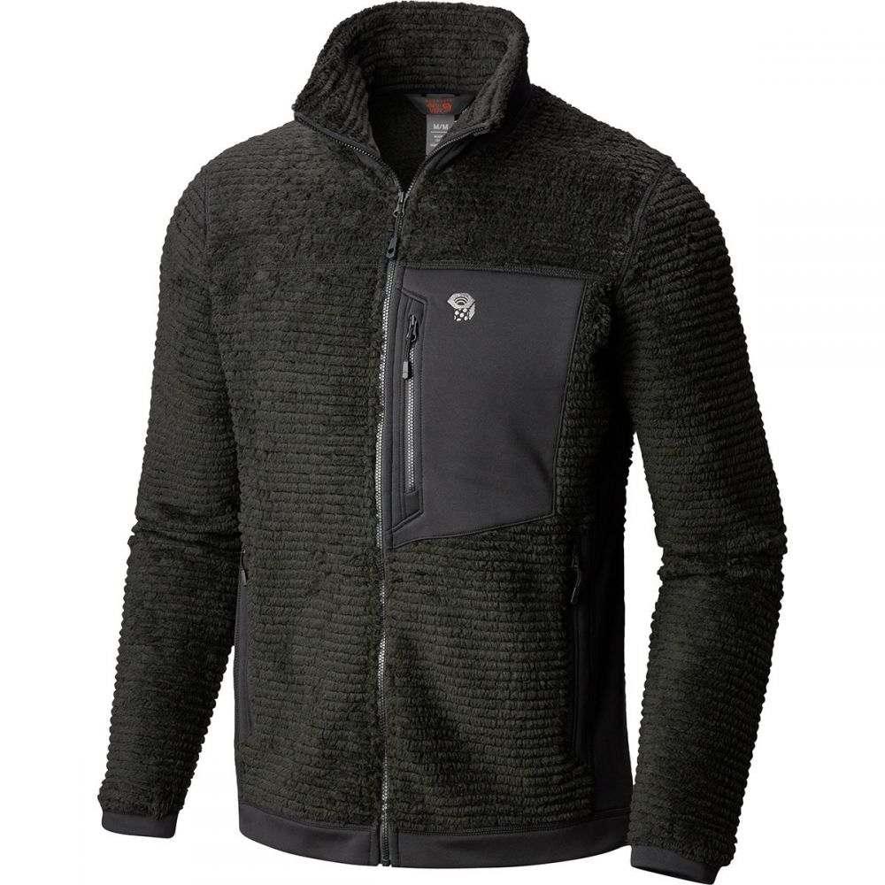 マウンテンハードウェア Mountain Hardwear メンズ トップス フリース【Monkey Man Fleece Jackets】Black