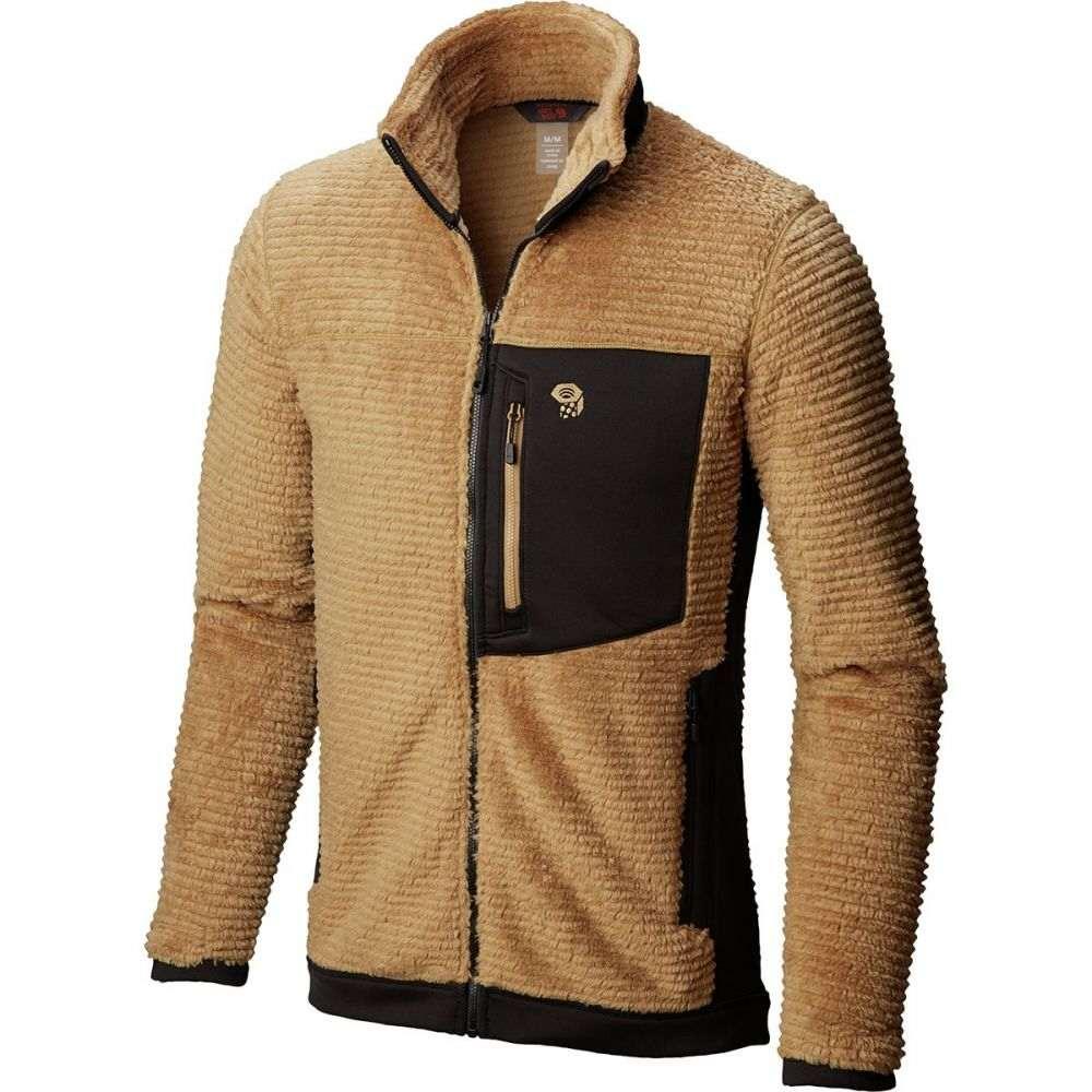 マウンテンハードウェア Mountain Hardwear メンズ トップス フリース【Monkey Man Fleece Jackets】Sandstorm