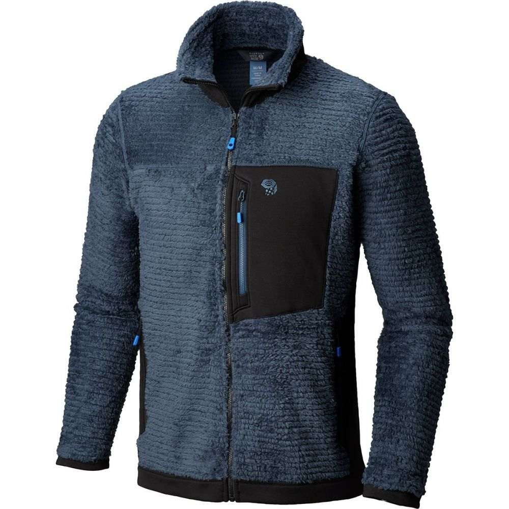 マウンテンハードウェア Mountain Hardwear メンズ トップス フリース【Monkey Man Fleece Jackets】Zinc