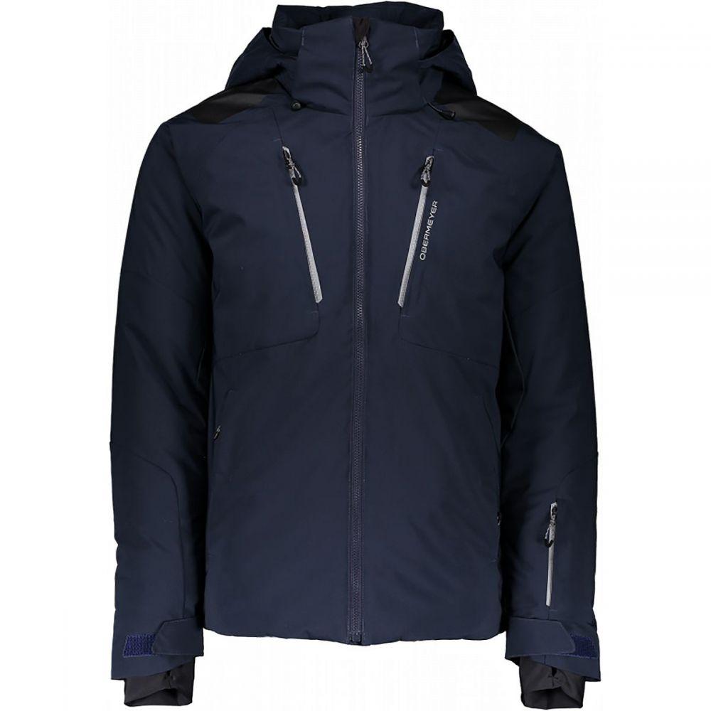 オバマイヤー Obermeyer メンズ スキー・スノーボード アウター【Foundation Jackets】Nocturnal Blue