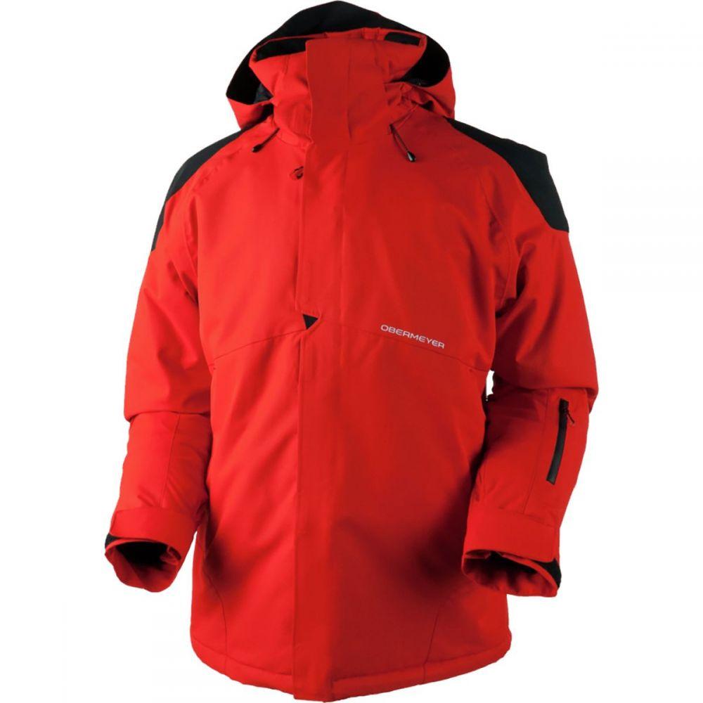 オバマイヤー Obermeyer メンズ スキー・スノーボード アウター【Foundation Jackets】Red
