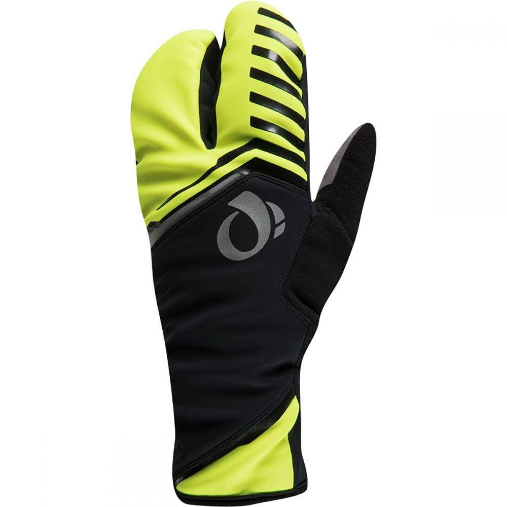 パールイズミ Pearl Izumi メンズ 自転車 グローブ【P.R.O. AmFIB Lobster Gloves】Screaming Yellow
