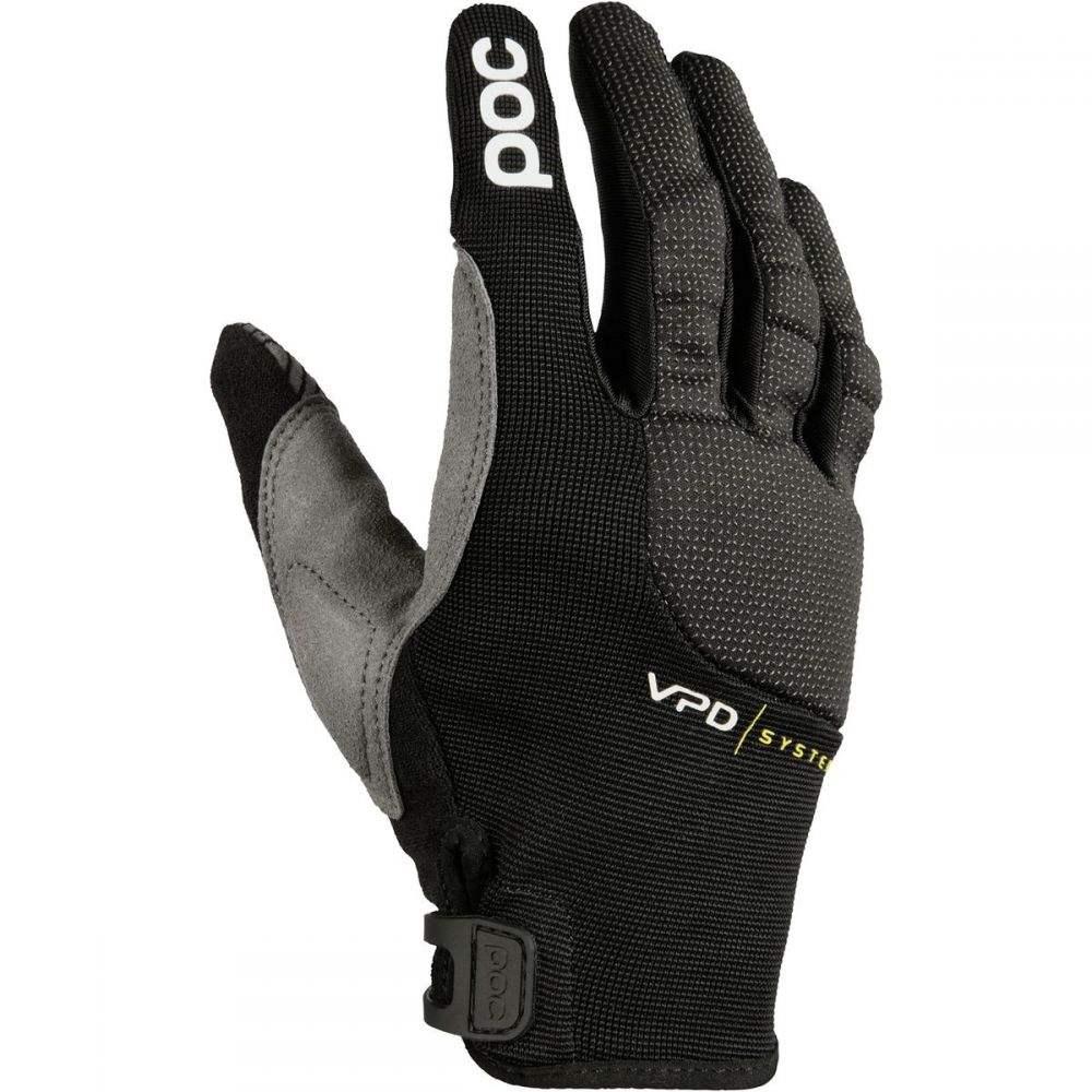 ピーオーシー POC メンズ 自転車 グローブ【Resistance Pro DH Gloves】Uranium Black