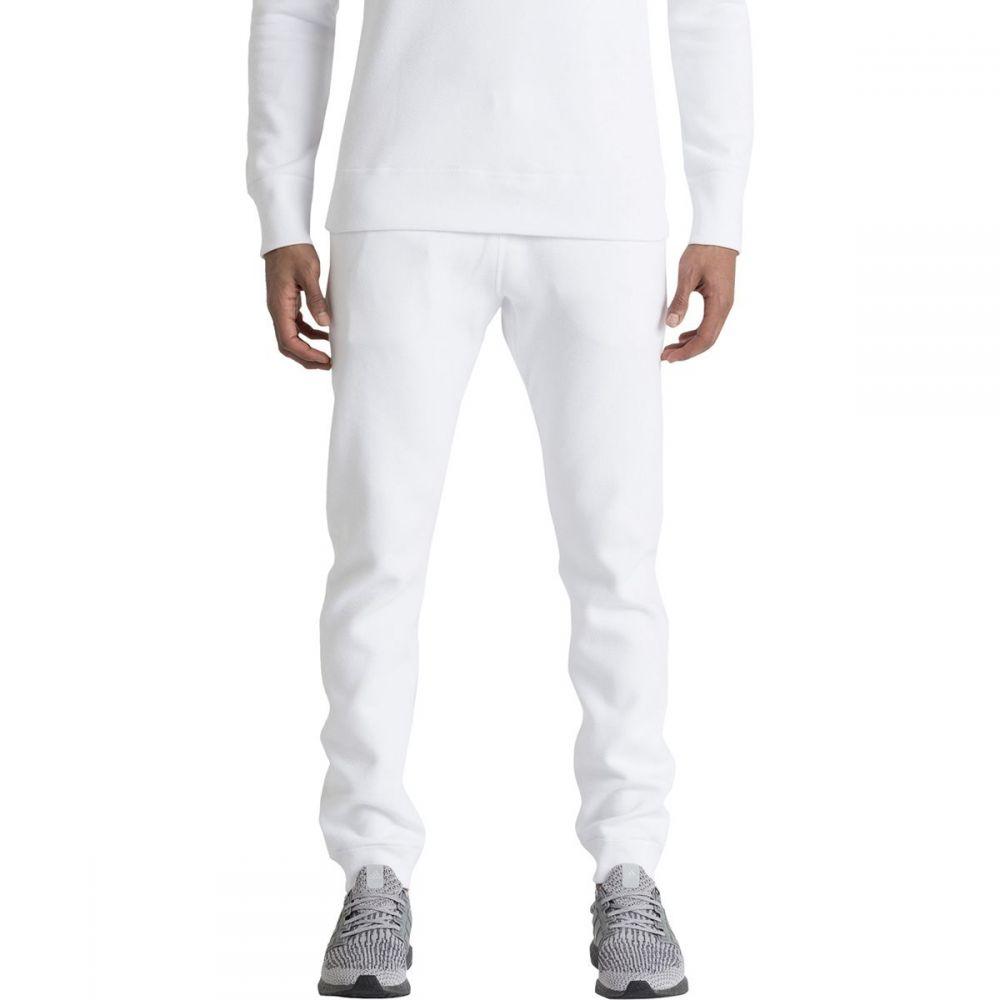 レイニングチャンプ Reigning Champ メンズ ボトムス・パンツ スウェット・ジャージ【Double Knit Mesh Slim Sweatpants】White