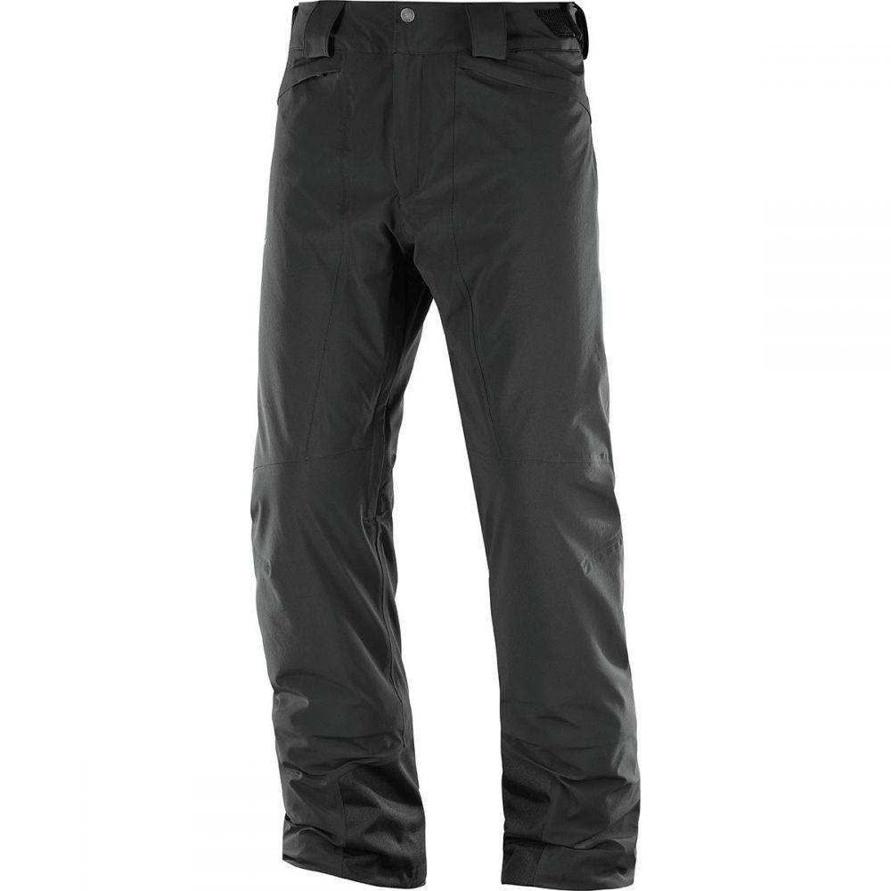 サロモン Salomon メンズ スキー・スノーボード ボトムス・パンツ【IceMania Pants】Black