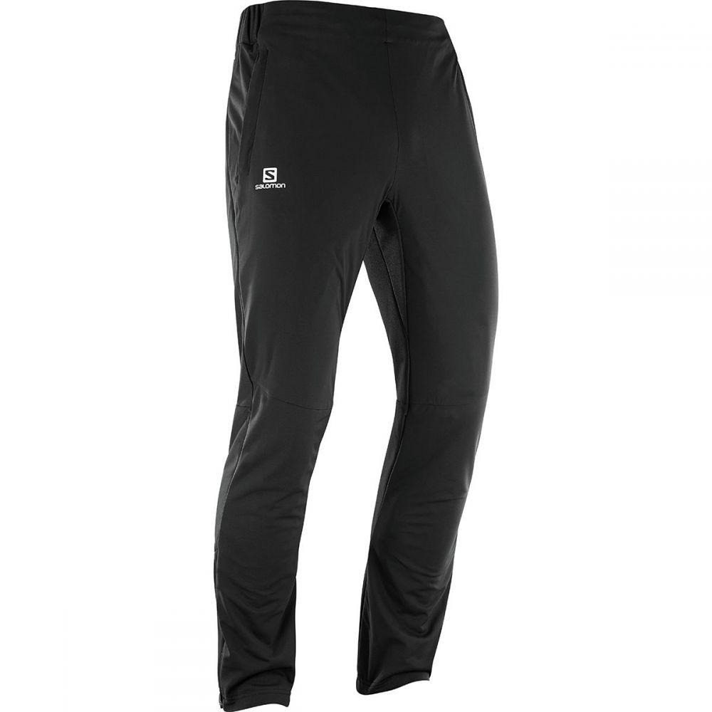 サロモン Salomon メンズ スキー・スノーボード ボトムス・パンツ【Agile Warm Pants】Black