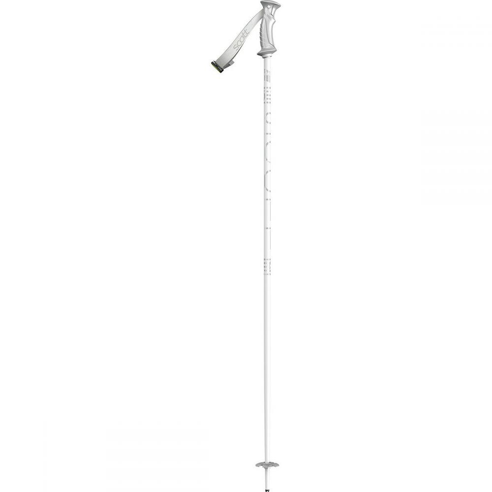 消費税無し スコット スコット Scott Poles】White レディース スキー・スノーボード【MJ Ski Ski Poles】White, 古着屋LowJack:1a11211d --- business.personalco5.dominiotemporario.com