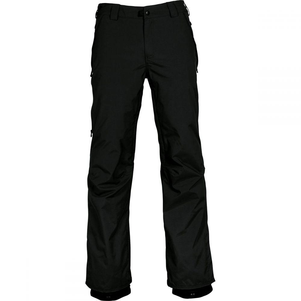 シックス エイト シックス 686 メンズ スキー・スノーボード ボトムス・パンツ【Standard Shell Pants】Black
