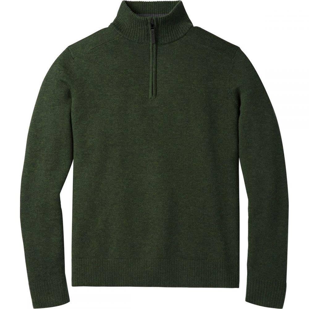 スマートウール Smartwool メンズ トップス ニット・セーター【Sparwood 1/2 - Zip Sweaters】Scarab H