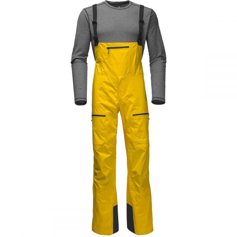 ザ ノースフェイス The North Face メンズ スキー・スノーボード ボトムス・パンツ【Summit L5 GTX Pro Bibs】Canary Yellow